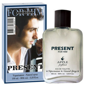 Apple Parfums Туалетная вода для мужчин For Him Present (Презент Фор Хим), 100 мл 70