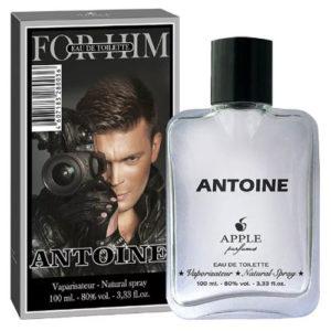 Apple Parfums Туалетная вода для мужчин For Him Antoine (Антуан Фор Хим), 100 мл 6