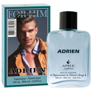Apple Parfums Туалетная вода для мужчин For Him Adrien (Адриен Фор Хим), 100 мл 3
