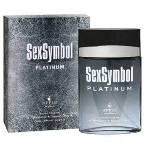 Apple Parfums Туалетная вода для мужчин Sex Symbol Platinum, 100 мл 86