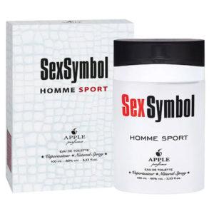Apple Parfums Туалетная вода для мужчин Sex Symbol Homme Sport, 100 мл 84