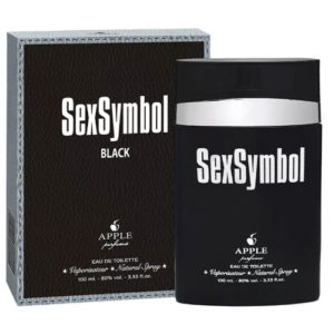 Apple Parfums Туалетная вода для мужчин Sex Symbol Black, 100 мл 2