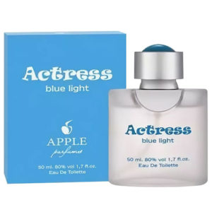 Apple Parfums Туалетная вода для женщин Actress Blue Light, 50 мл 1