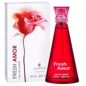 Apple Parfums Туалетная вода для женщин Fresh Amor (Фрэш Амор), 40 мл 2