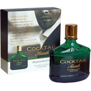 Apple Parfums Туалетная вода для мужчин Cocktail Absinth (Коктель Абсент), 80 мл 62