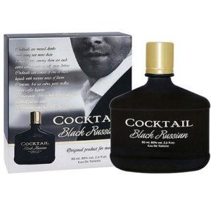 Apple Parfums Туалетная вода для мужчин Cocktail Black Russian (Коктель Чёрный Русский), 80 мл 6