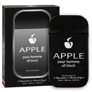 Apple Parfums Туалетная вода для мужчин Pour Homme All Black, 100 мл 5