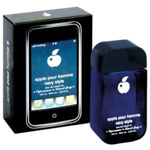 Apple Parfums Туалетная вода для мужчин Pour Homme Navy Style, 100 мл 3