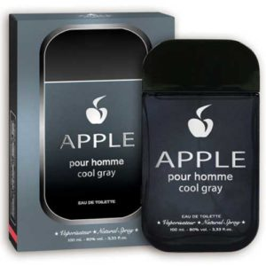 Apple Parfums Туалетная вода для мужчин Pour Homme Cool Gray, 100 мл 76
