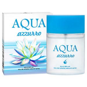 Apple Parfums Туалетная вода для женщин Aqua Azzuro (Аква азуро), 30 мл 5