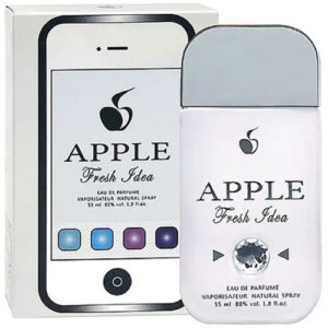 Apple Parfums Парфюмерная вода для женщин Apple Fresh Idea (Эппл Фреш Айдиа), 55 мл 7
