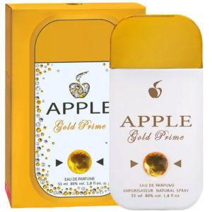 Apple Parfums Парфюмерная вода для женщин Apple Gold Prime (Эппл Голд Прайм), 55 мл 9
