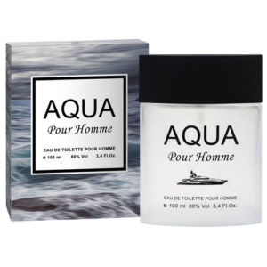 Apple Parfums Туалетная вода для мужчин Aqua Pour Homme (Аква Пор Хом), 100 мл 61