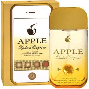 Apple Parfums Парфюмерная вода для женщин Apple Ladies Caprice (Эппл Лэдис Каприс), 55 мл 10