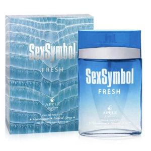 Apple Parfums Туалетная вода для мужчин Sex Symbol Fresh, 100 мл 83