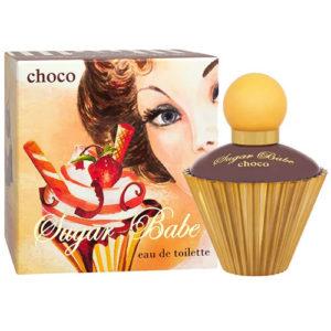 Apple Parfums Туалетная вода для женщин Sugar Babe Choco (Шуга Бэби Чоко), 50 мл 50