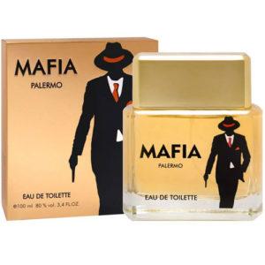 Apple Parfums Туалетная вода для мужчин Mafia Palermo, 100 мл 4