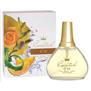 Apple Parfums Туалетная вода для женщин Cocktail D'or (Коктейль Дор), 55 мл 4