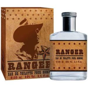 Apple Parfums Туалетная вода для мужчин Ranger, 100 мл 4