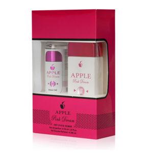 Apple Parfums Набор парфюмерно-косметический для женщин Pink Dream 25