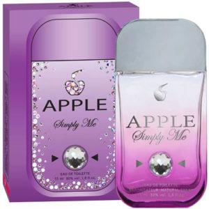 Apple Parfums Туалетная вода для женщин Apple Simply Me (Эппл Симпли Ми), 55 мл 18