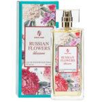 Sergio Nero Туалетная вода для женщин Russian Flowers Blossom (Рашин флауас блосом), 100 мл 2
