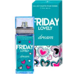 Sergio Nero Туалетная вода для женщин Friday Lovely Dream (Фрайдэй лавли дрим), 100 мл 1