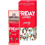 Sergio Nero Туалетная вода для женщин Friday Lovely Party (Фрайдэй лавли пати), 100 мл 2