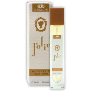 Euroluxe Туалетная вода для женщин J'olie (Джоли), 50 мл 3