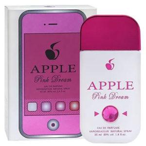 Apple Parfums Парфюмерная вода для женщин Apple Pink Dream (Эппл пинк дрим), 50 мл 31
