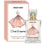 Sergio Nero Туалетная вода для женщин Dress To Impress In Shine, 50 мл 2