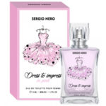 Sergio Nero Туалетная вода для женщин Dress To Impress In Pink, 50 мл 2