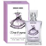 Sergio Nero Туалетная вода для женщин Dress To Impress In Violet, 50 мл 2