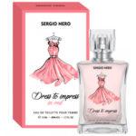 Sergio Nero Туалетная вода для женщин Dress To Impress In Red, 50 мл 2