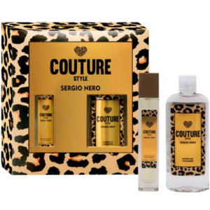 Sergio Nero Набор парфюмерно-косметический для женщин Couture Style 2