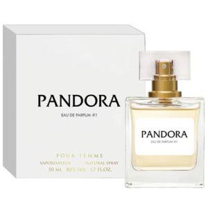 Sergio Nero Парфюмерная вода для женщин Pandora No 01 (Пандора), 50 мл 88