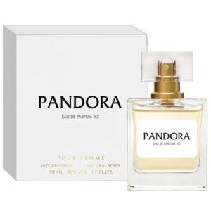 Sergio Nero Парфюмерная вода для женщин Pandora No 02 (Пандора), 50 мл 89