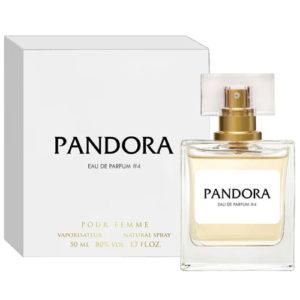 Sergio Nero Парфюмерная вода для женщин Pandora No 04 (Пандора), 50 мл 91