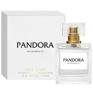 Sergio Nero Парфюмерная вода для женщин Pandora No 03 (Пандора), 50 мл 90