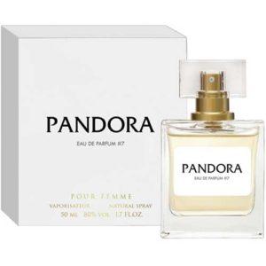 Sergio Nero Парфюмерная вода для женщин Pandora No 07 (Пандора), 50 мл 94