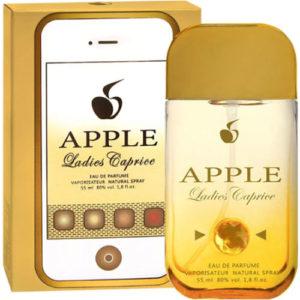 Apple Parfums Парфюмерная вода для женщин Apple Ladies Caprice (Эппл лэдис каприс), 50 мл 13