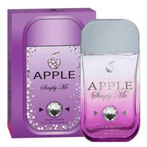 Apple Туалетная вода для женщин Simply Me (симпли ми), 50 мл 94