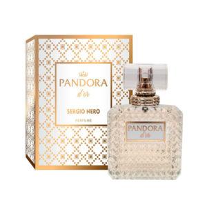 Sergio Nero Духи для женщин Pandora D`or цветочный, 60 мл 1