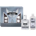 Euroluxe Набор парфюмерно-косметический для мужчин Victory For Men (туалетная вода 80.0% edt, 100 мл; гель для душа парфюмированный, 150 мл) 2