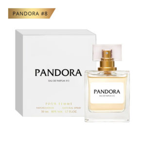 Pandora #8 Парфюмерная вода для женщин Pandora цветочный, 50 мл 5