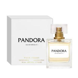 Pandora #11 Парфюмерная вода для женщин Пандора цветочно-водяной, 50 мл 11