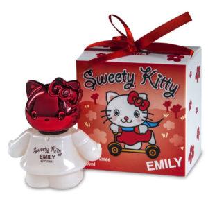 Ponti Parfum Душистая вода для детей Sweetty Kitty Emily, 20 мл 2