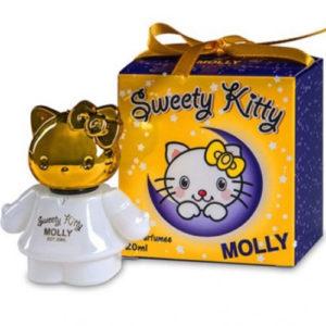 Ponti Parfum Душистая вода для детей Sweetty Kitty Molly, 20 мл 1
