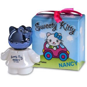 Ponti Parfum Душистая вода для детей Sweetty Kitty Nancy, 20 мл 5