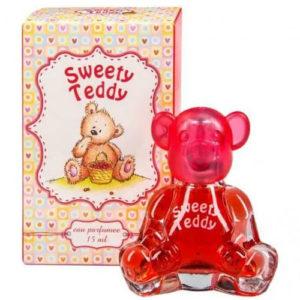 Ponti Parfum Душистая вода для детей Sweett Teddy красная, 15 мл 3